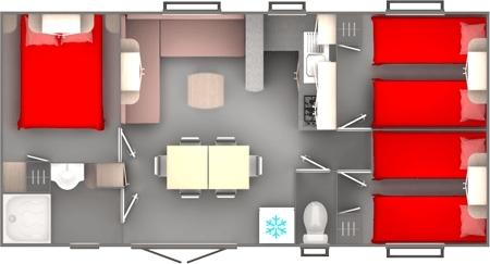 Grand cottage plan